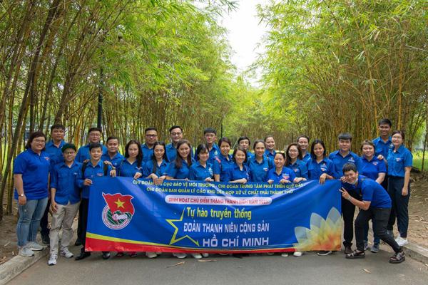 Chi cục Bảo vệ môi trường Tp.Hồ Chí Minh